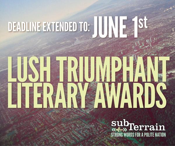 Lush Extended Deadline